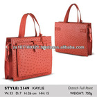 New Ladies Ostrich Bags