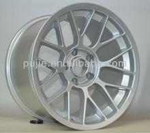 Hyper Silver Replica 18inch BBS Aluminum Alloy Wheels