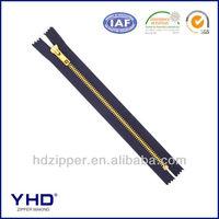 textile zipper fasteners