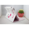 For ipad attractive tablet Case, for ipad 2/3/4 hello kitty printed Leather Case