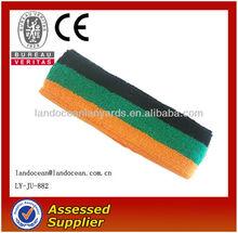 Customized Nylon Headbands Stretchy Nylon Headbands 100% Soft Cotton Headbands