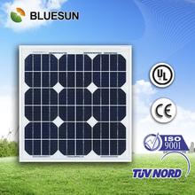Bluesun High efficient 12v 20w solar panel