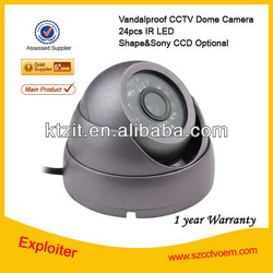 1 year warranty 700tvl cctv camera wireless video audio use 2.5g av
