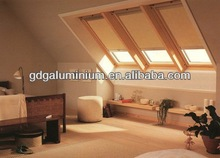 Thermal breaking aluminium awning window customized for client