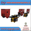 China 2 axle Mechanical Suspension Trailing Arm Trailer Suspension