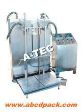 Plastic bottle semi automatic water filler /liquid filler