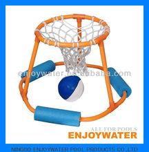 swimming pool games equipment water basketball game