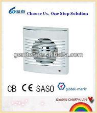 6 Inch Plastic Wall Mounted Bathroom Exhaust Fan Price