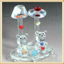 Love Story Teddy Bears Crystal Favors