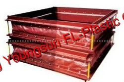 Fiberglass Coated Silicone Rubber expansion joints