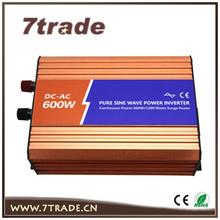 12v to 48v full power solar modules inverter