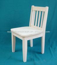 nice painted wood chair