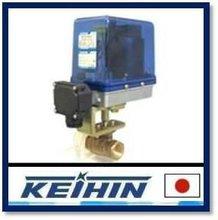 Self Shut / motorized brass ball valve / (KBK)series