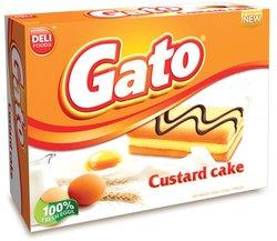 Custard cake Gato