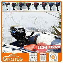 Petrol Manual Electric 0utboard Motor for Inflatable Boat