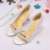 (12 Colors) Ladies Jewelled Sandals 8CM