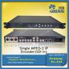 MPEG2 SD Video to IP Converter/Video Encoder IPTV/H.264 Encoder