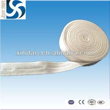 Unbeatable white insulation woven cotton tape