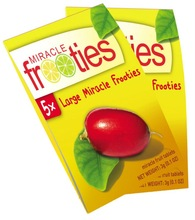 Miracle Frooties 5 Tablet Pack Miracle Berry Tablets - High Quality freeze dried Miracle Berries - Natural health product