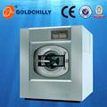 Vertical& de carregamento frontal máquina de lavar roupa/usado industrial máquina de lavar roupa