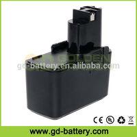 Bosch 9.6V power tools battery BAT001
