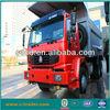 tipper trucks/6x4 336hp dump truck left hand drive tipper truck