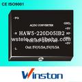 Entrada 85 ~ 265VAC 5 W Single Output power módulo ac dc conversor com aprovação CE
