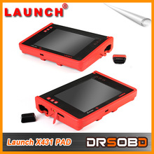 Universal Auto Scanner Launch X431 PAD 3G+WIFI Free Update via Launch Website