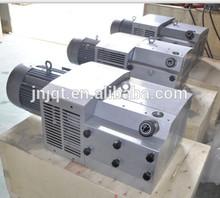 JQT7500X AC 380V dry rotary vane vacuum pump for cnc router wood machine