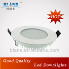 high quality round white spray painting ultra-thin panel light from china Guzhen factory