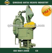 rotating/rotary table shot blasting machine
