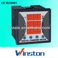 Wst-294z drehstrom digitalen voltmeter led-anzeige, aux. Stromversorgung: ac220v