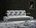 Venda quente em casa mobiliário sofá-cama futon ls-091