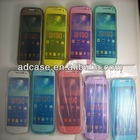 Made in China TPU flip cell case for samsung galaxy s4 mini