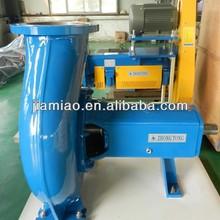 semi open impeller centrifugal pump