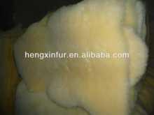 Australia Short Wool Sheepskin Baby Rug/baby rug