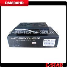 dm800hd bcm 4505 tuner satellite receiver dm 800s dreambox800 have stock