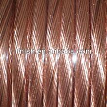 Enameled round/rectangular copper wire 4mm