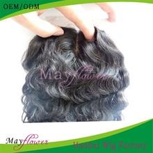 Brazilian Human Hair Freestyle Closure Hidden Knots 4X4 In Stock