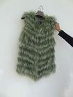 Wholesale Tibetan Mongolian Sheep Skin Fur Skin Waistcoat