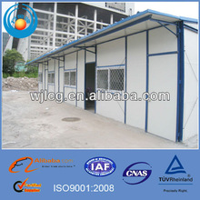 portable prefab house cabin export to UAE/India/Mid-east/Asia/South Africa/south america