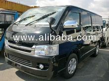 Used Black Toyota Hiace Van 2010
