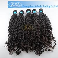 Wholesale virgin Brazilian hair puff style