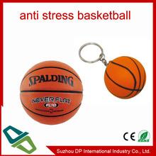2013 New Gifts Round Basketball PU Stress Ball