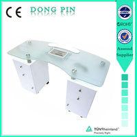glass technician manicure table nails inc