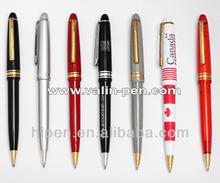 Hot sale plastic ballpoint pen manufacturer
