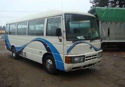 NISSAN CIVILIAN BUS, DIESEL, 22169