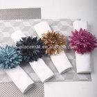 Beautiful Superior Factory Flower Cheap Wedding Napkin Rings
