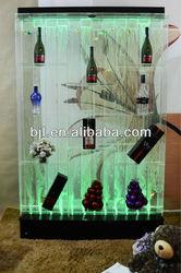 club wine cabinet fish tank divider