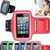 PU Sports Armband Case with Earphone Hole & Key Pocket for iphone 5